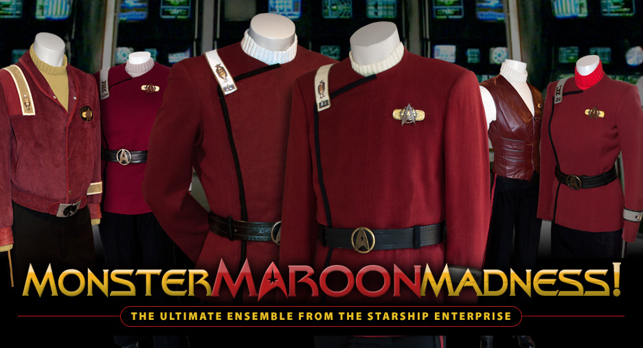 Monster Maroons