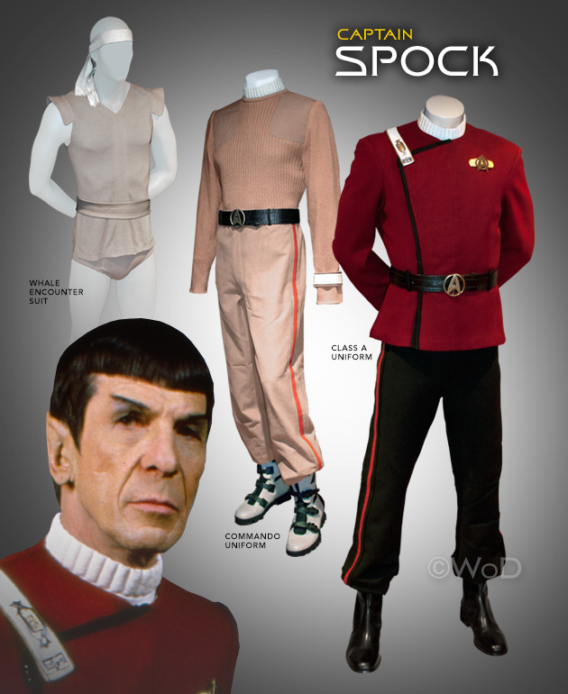 The Spock Collection