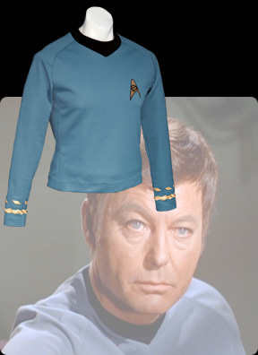 Phase II Bones McCoy Shirt
